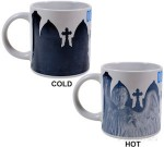 Doctor Who Weeping Angel Heath Changing Mug
