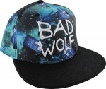 Doctor Who Tardis Bad Wolf Trucker hat