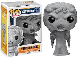 Doctor Who Weeping Angel Pop! Vinyl Figurine 226