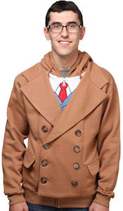 Doctor Who 10th Doctor Costume Hoodie