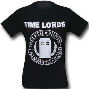 Time Lords Seal T-Shirt