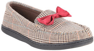 11th Doctor Moccasin Slippers