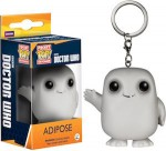 Doctor Who Adipose key chain