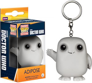 Adipose Pocket Pop Key Chain