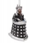 Doctor Who Davros Dalek Christmas Ornament