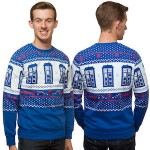 Doctor Who The Perfect Tardis Christmas Sweater