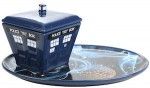 Doctor Who Tardis Soup And Sandwich Set