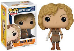Doctor Who River Song Pop! Vinyl Figurine