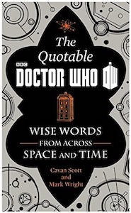 The Quotable Doctor Who Book