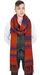 4th Doctor Season 18 Scarf