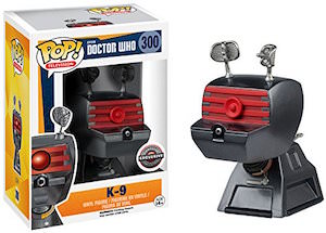 K-9 Pop! Vinyl Figurine
