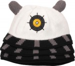 Doctor Who White Dalek Beanie Hat