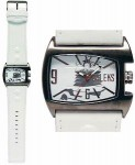 Doctor Who Dalek White Analog Wrist Watch