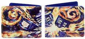 Doctor Who Exploding Tardis Bi-Fold Wallet