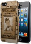 Doctor Who 11th Doctor Wanted iPhone Case