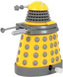 Doctor Who Yellow Wind Up Toy Dalek