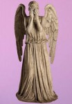 Weeping Angel Wall Decal