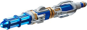 12th Doctor Sonic Screwdriver