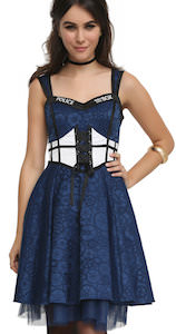 Doctor Who Tardis Police Box Dress
