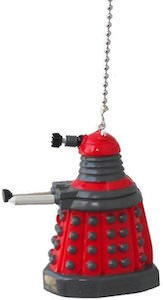 Doctor Who Dalek Ceiling Fan Pull