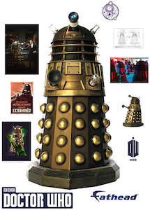 Doctor Who Dalek Wall Decal