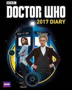 Doctor Who 2017 Week Planner