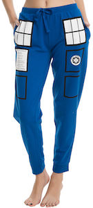 Women's Tardis Lounge And Jogging Pants