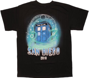 Tardis San Diego 2016 T-Shirt