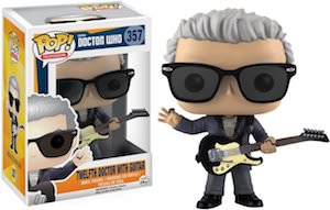 12th Doctor With Guitar Pop! Figurine