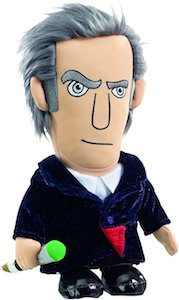 Plush Of The 12th Doctor