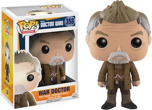 Funko Pop! War Doctor Figurine