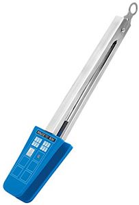 Doctor Who Tardis Cooking Tongs