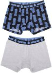 Wibbly Wobbly Time Wimey and Plain Men's Underwear