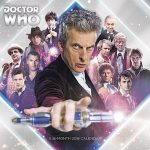 2018 Doctor Who Wall Calendar