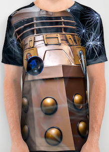 Giant Dalek T-Shirt