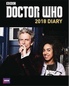 Doctor Who 2018 Diary