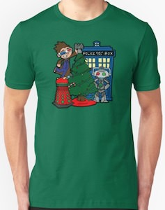 Decorating The Tree T-Shirt