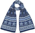 Doctor Who Tardis And Dalek Holiday Scarf