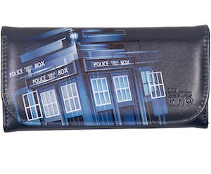 Women's Tardis Wallet