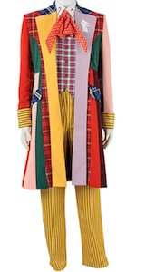 Dr. Who 6th Doctor Costume