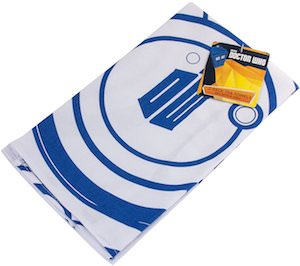 Doctor Who Logo Tea Towels