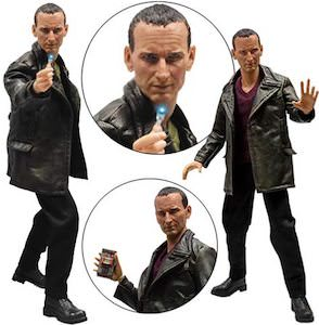 12 Inch Tall 9th Doctor Action Figure