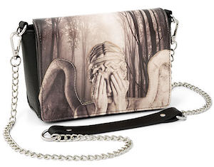 Weeping Angel Handbag