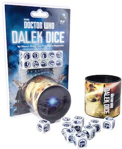 Dalek Dice Game
