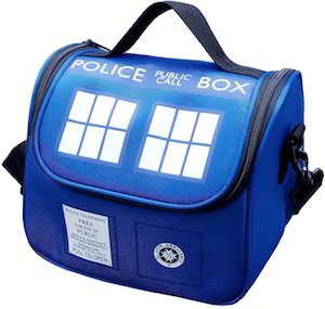 Doctor Who Tardis Luch Box