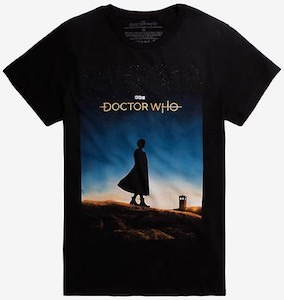 Doctor Who 13th Doctor Hillside T-Shirt