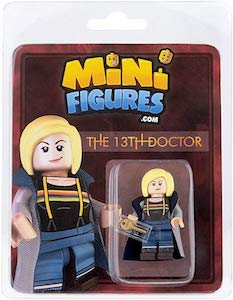 LEGO 13th Doctor Who Minifigure