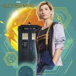 2019 Doctor Who 13th Doctor Wall Calendar