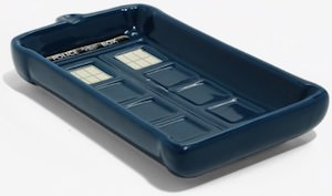 Doctor Who Tardis Trinket Tray