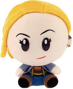 First Female Doctor Who Plush
